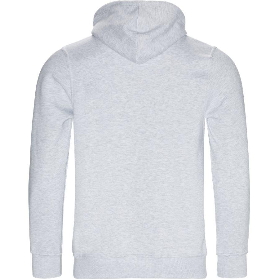 DETROIT - Detroit  - Sweatshirts - Regular - HVID MELANGE - 2